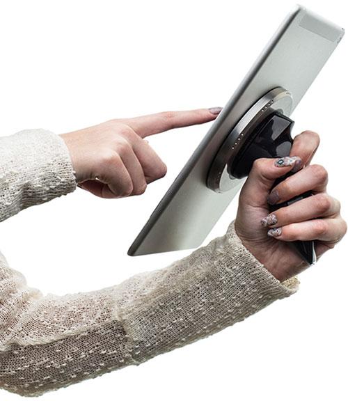 TORCHGRIP iPad User